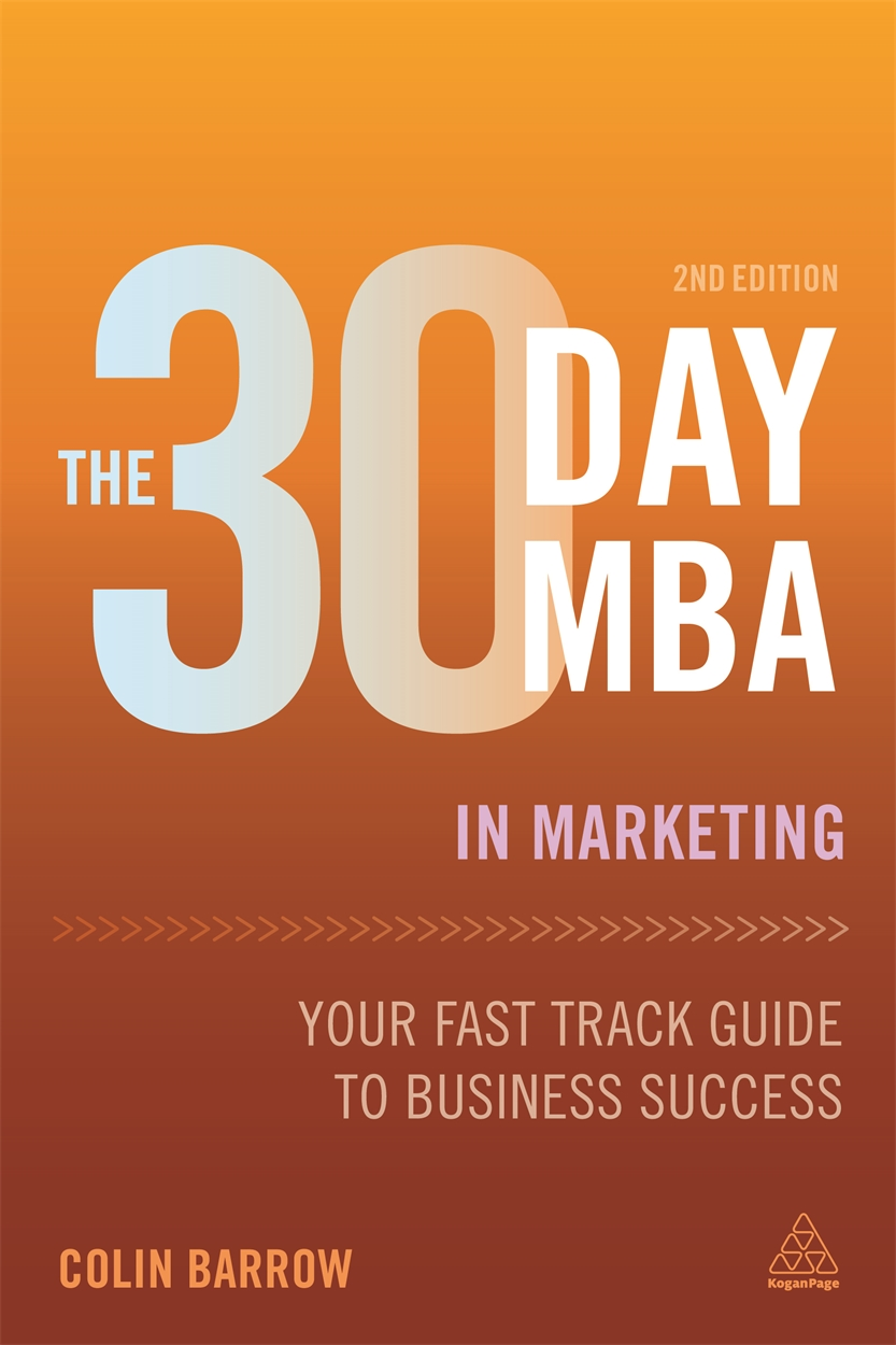 The 30 Day MBA in Marketing (9780749474980)