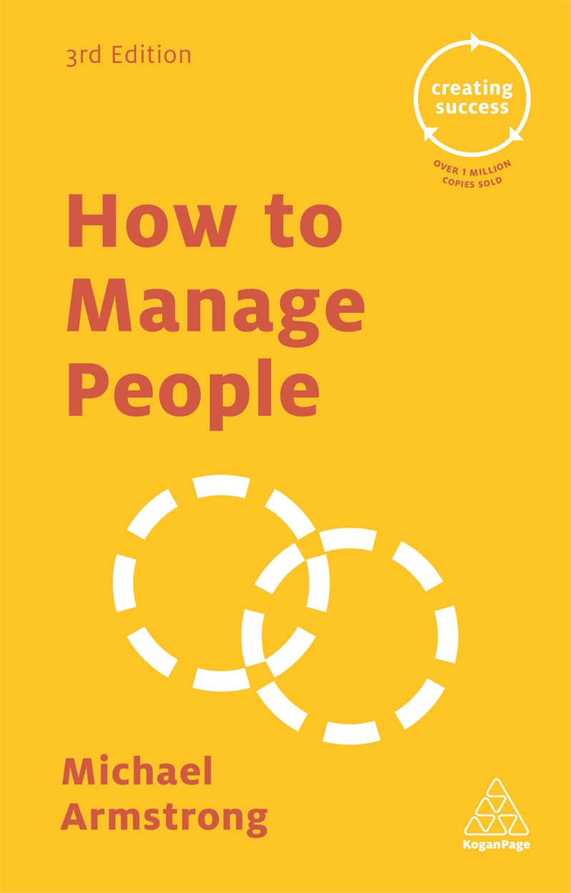 How to Manage People (9780749475673)