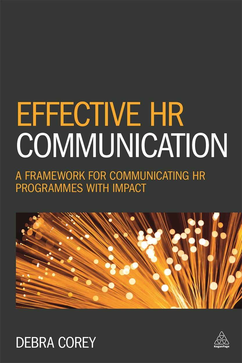 Effective HR Communication (9780749476168)