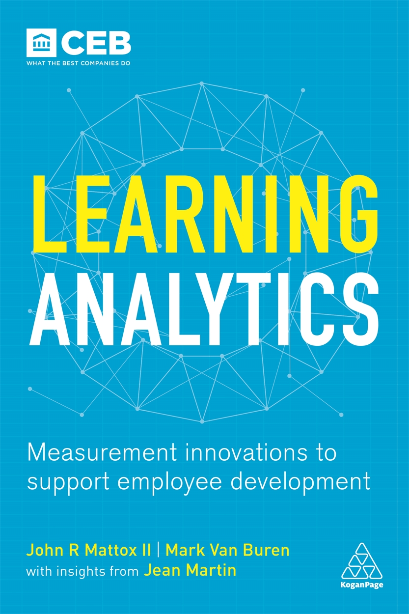 Learning Analytics (9780749476304)
