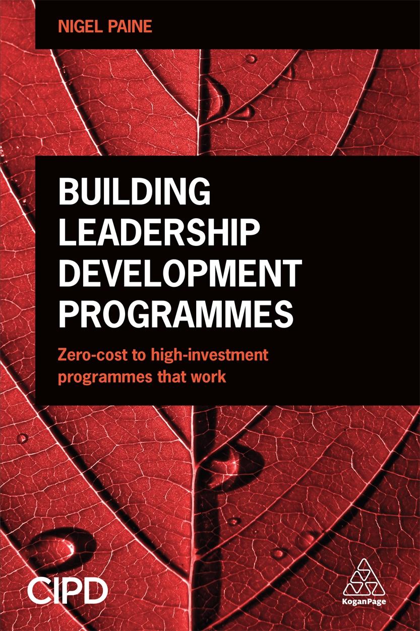 Building Leadership Development Programmes (9780749476939)