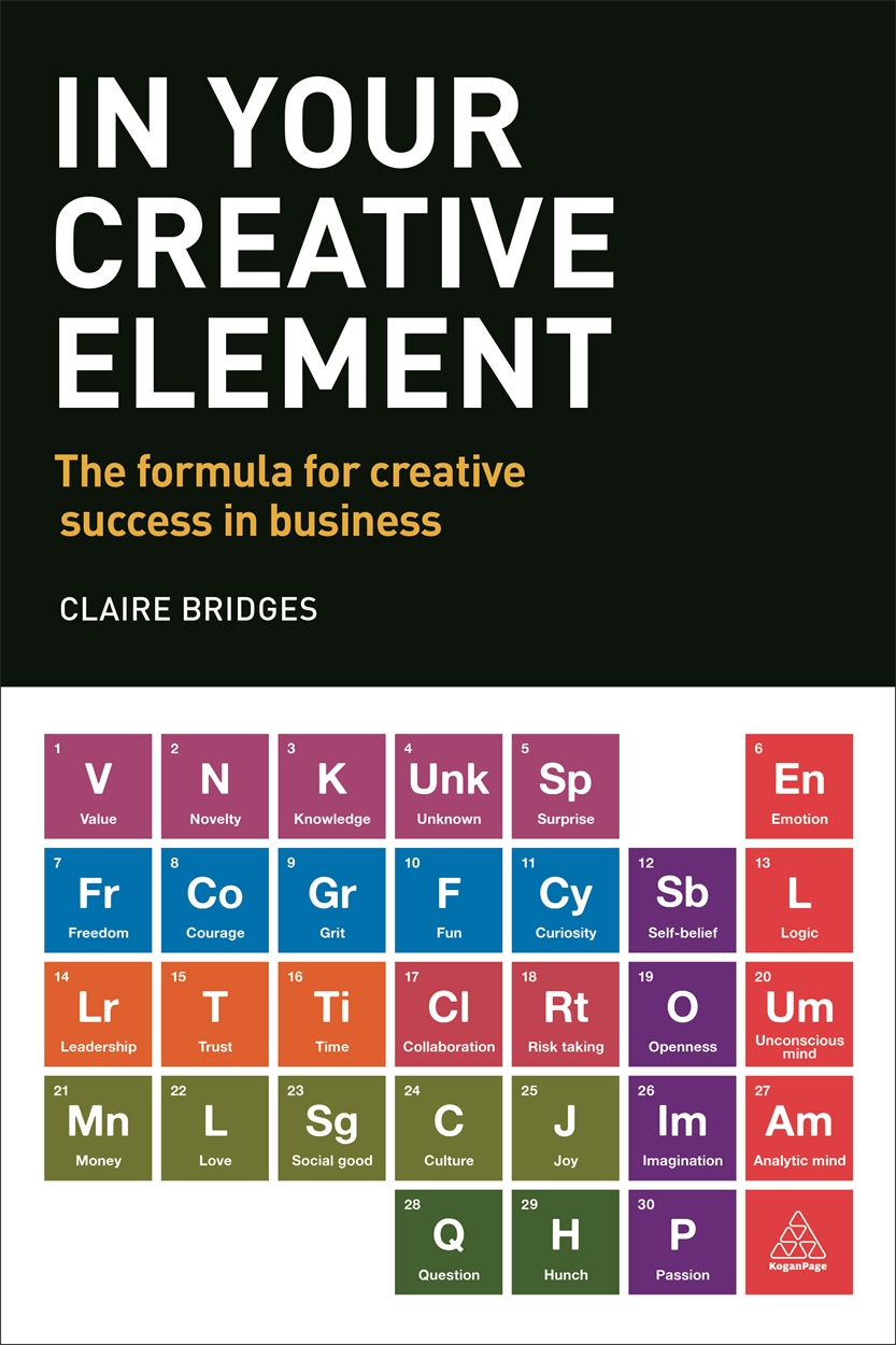 In Your Creative Element (9780749477325)