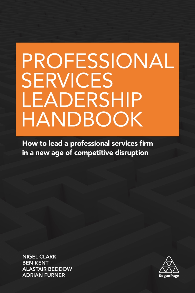 Professional Services Leadership Handbook (9780749477349)