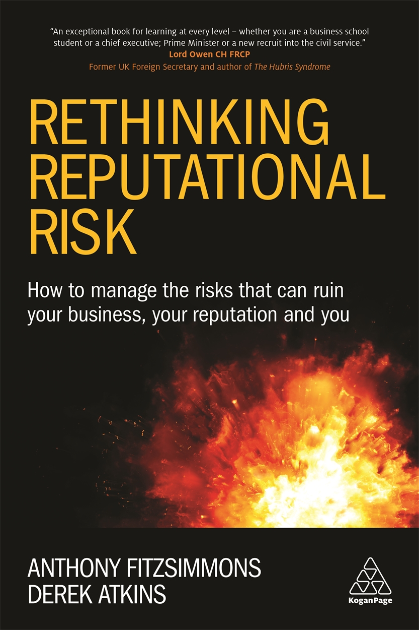 Rethinking Reputational Risk (9780749477363)