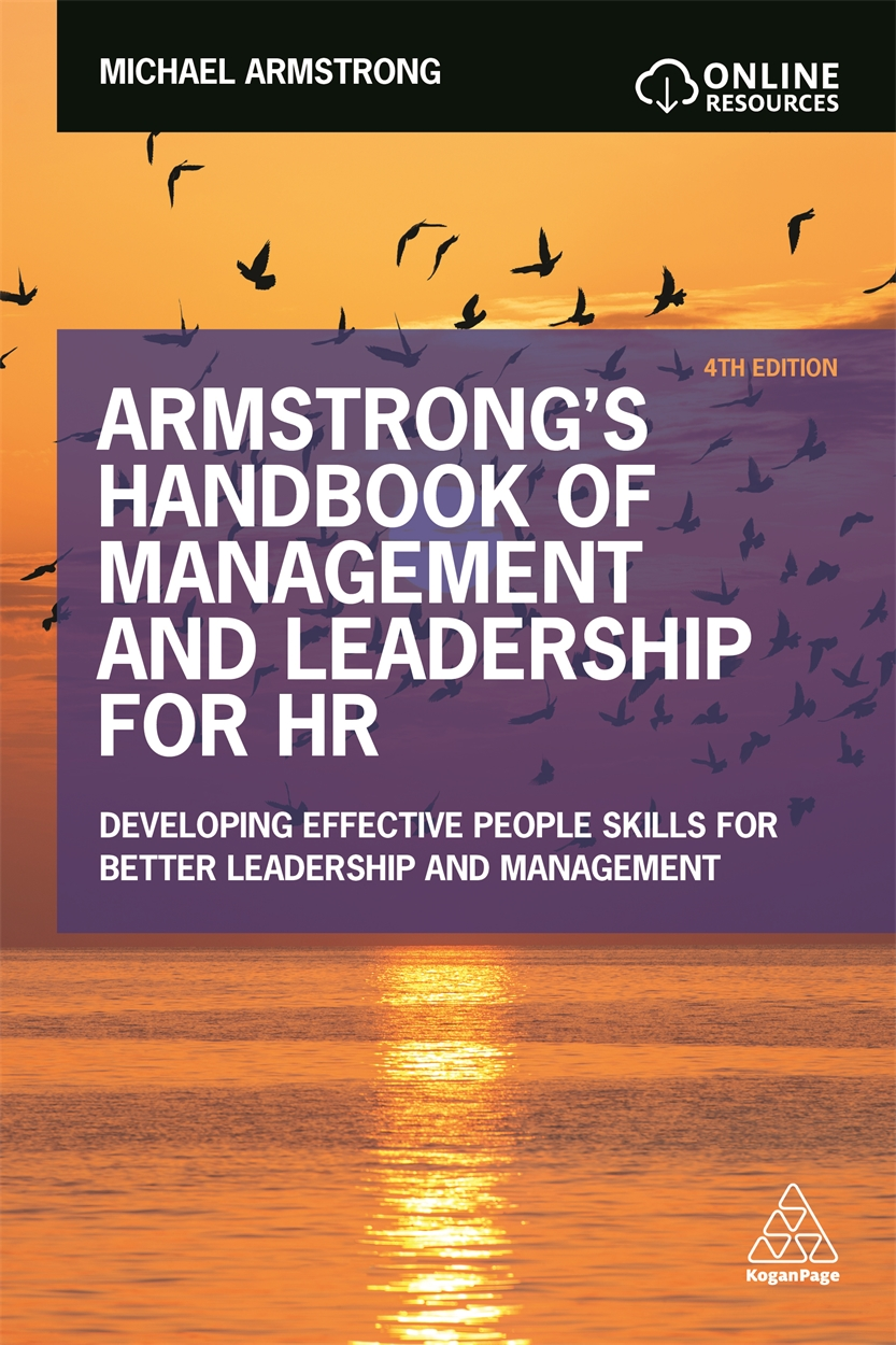 Armstrong's Handbook of Management and Leadership for HR (9780749478155)