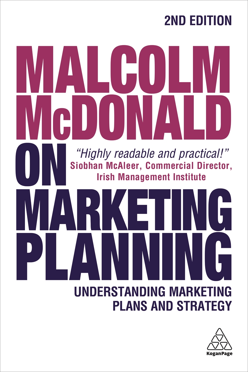 Malcolm McDonald on Marketing Planning (9780749478216)