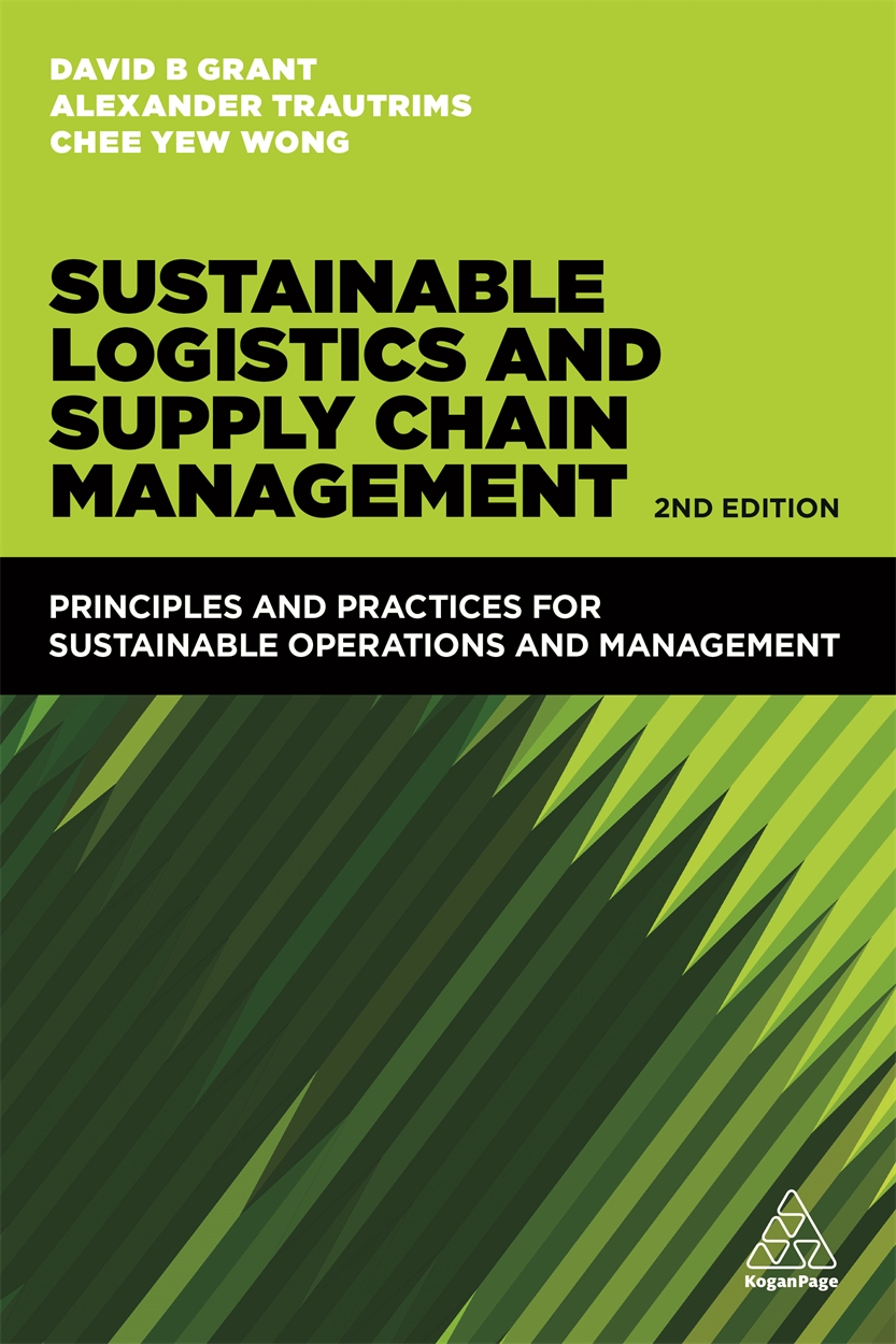 Sustainable Logistics and Supply Chain Management (9780749478278)