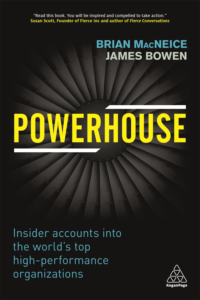 Powerhouse (9780749478315)