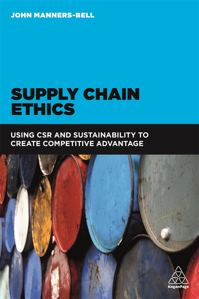 Supply Chain Ethics (9780749479459)