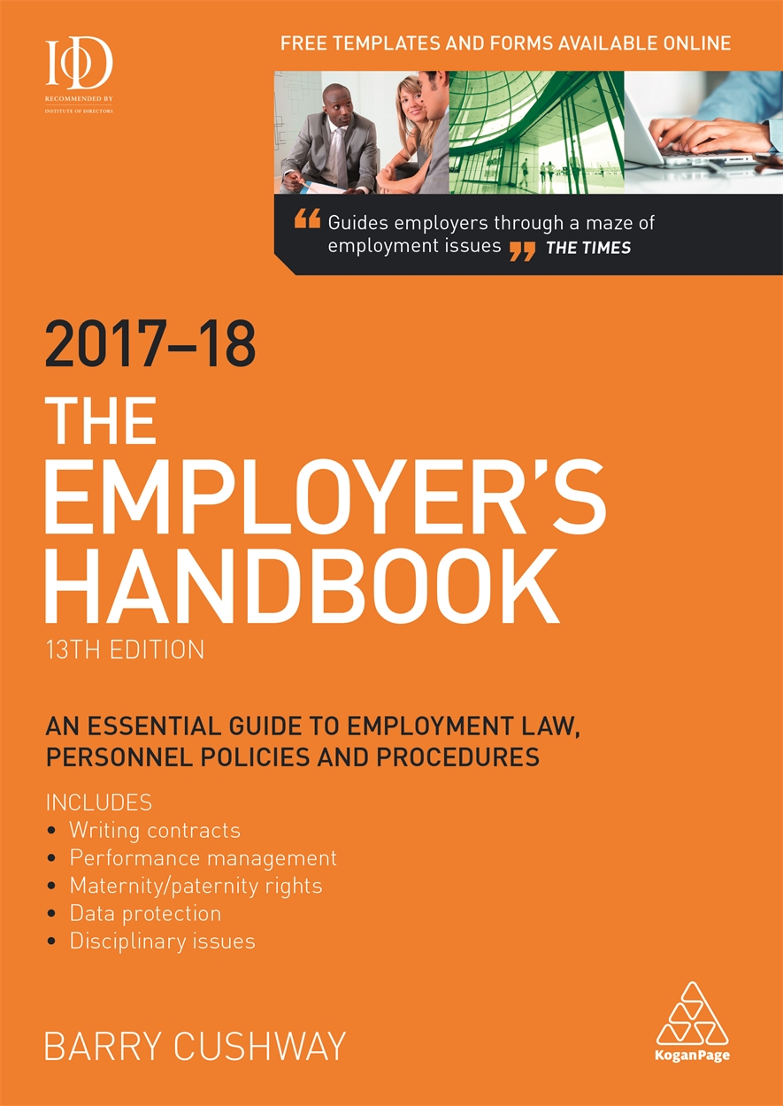 the employer s handbook 2017 2018