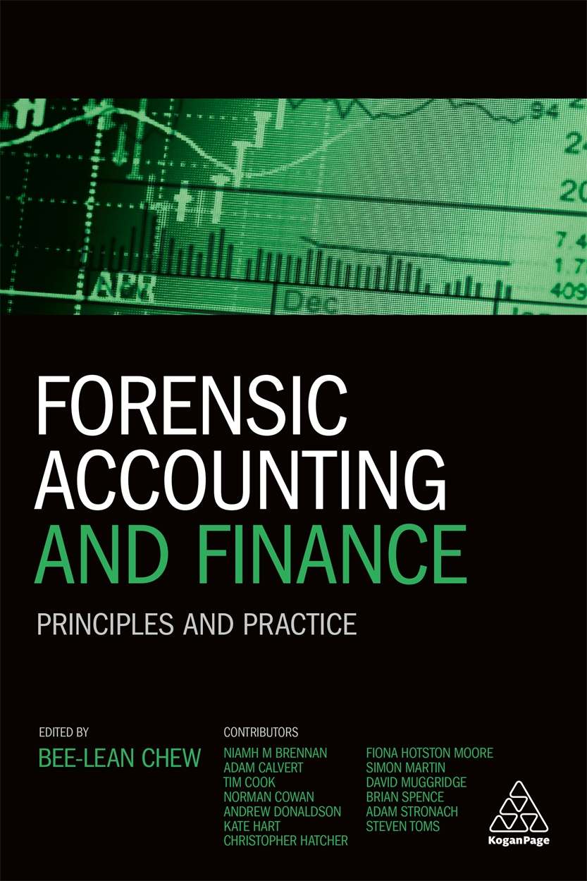 Forensic Accounting and Finance (9780749479992)