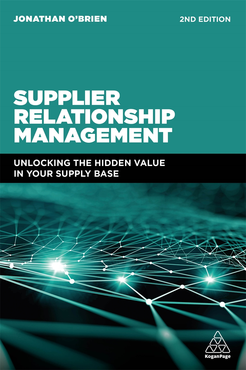 Supplier Relationship Management (9780749480134)
