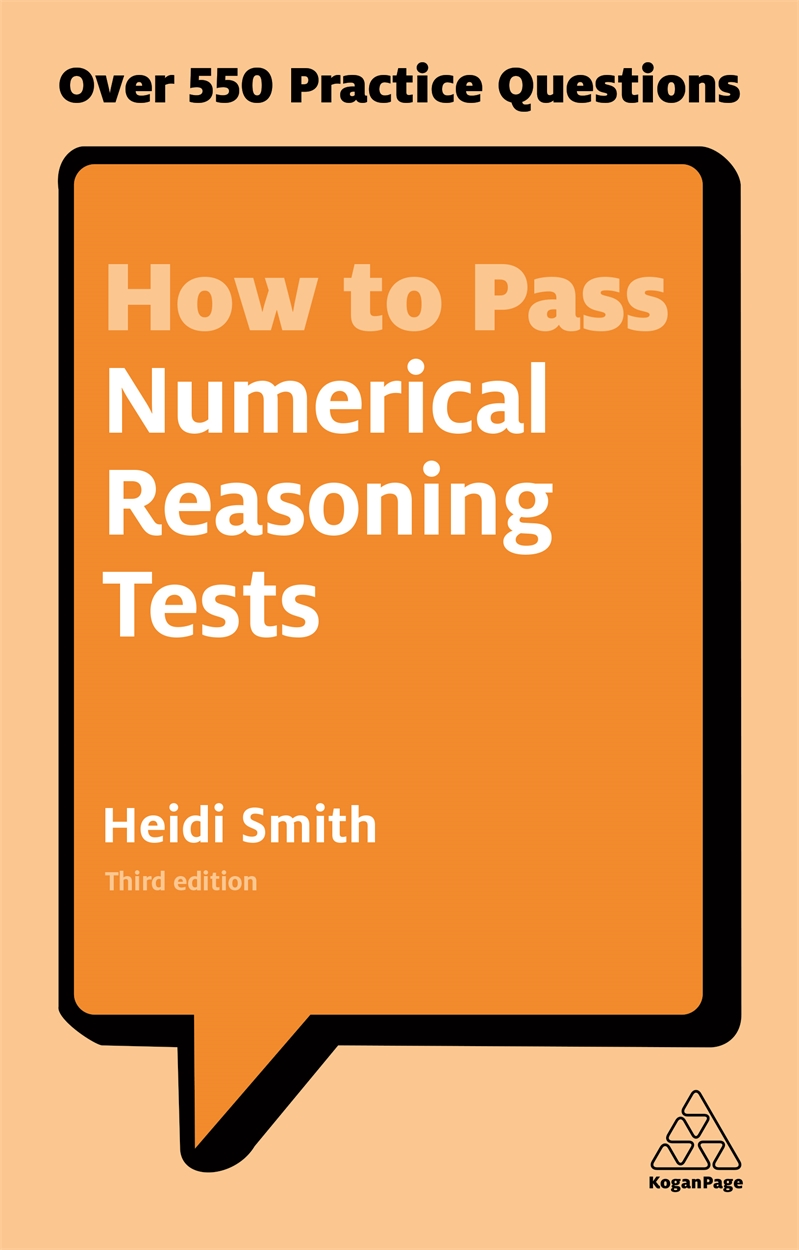 How to Pass Numerical Reasoning Tests (9780749480196)