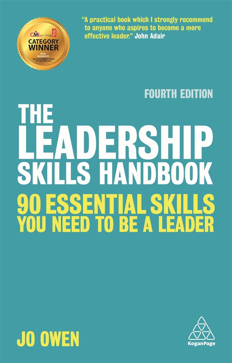 The Leadership Skills Handbook (9780749480332)