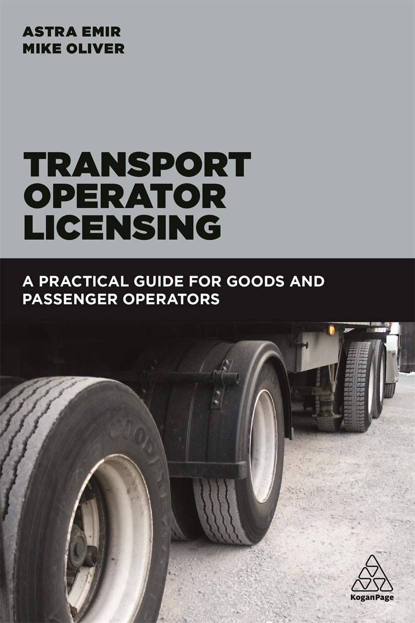 Transport Operator Licensing (9780749480530)
