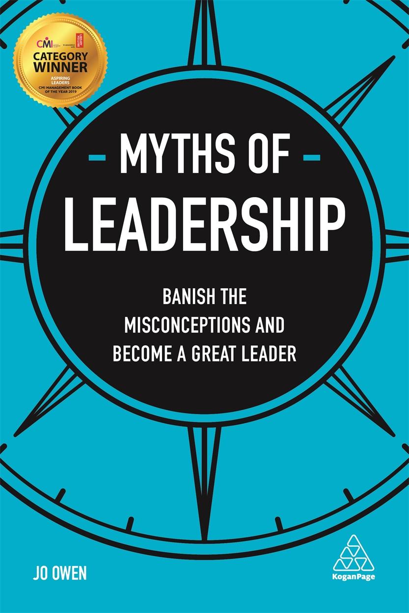 Myths of Leadership (9780749480745)