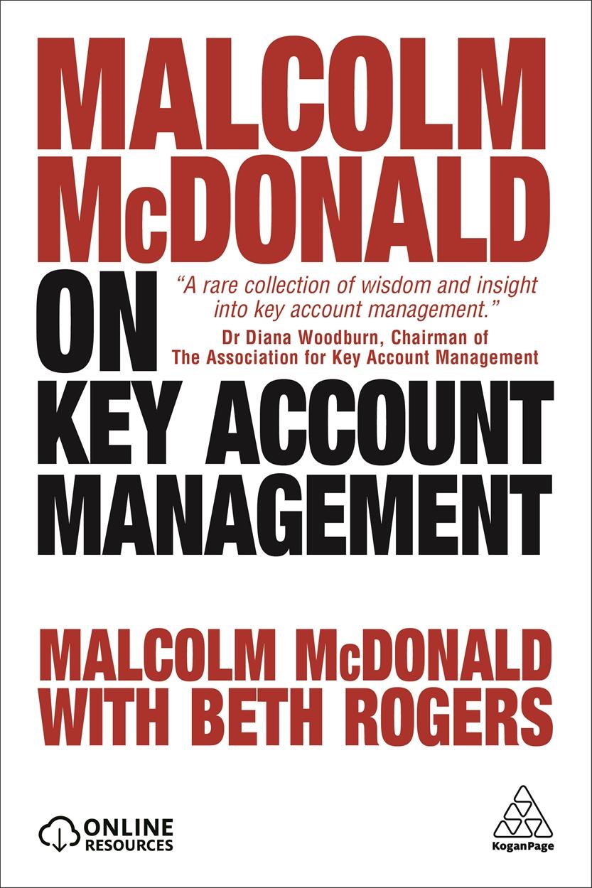 Malcolm McDonald on Key Account Management (9780749480776)