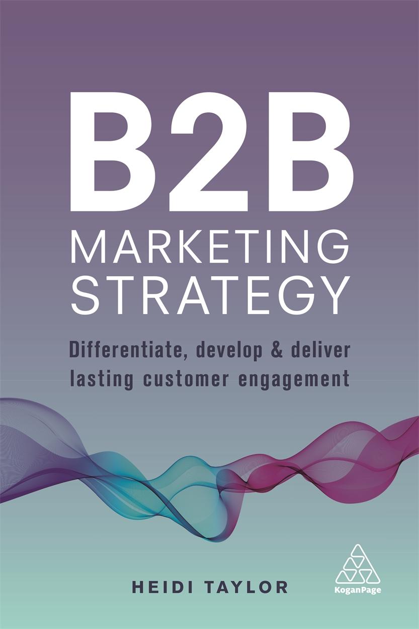 B2B Marketing Strategy (9780749481063)