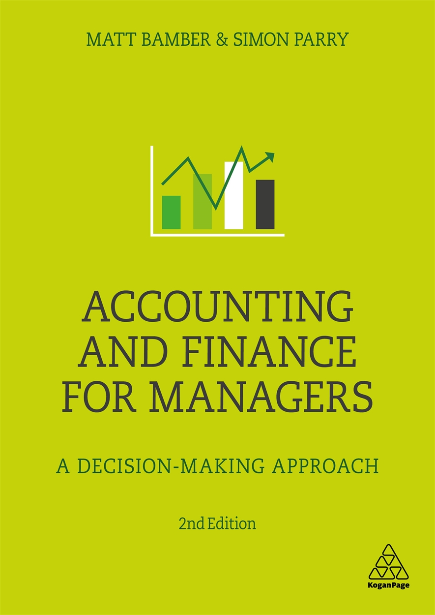 Accounting and Finance for Managers (9780749481148)