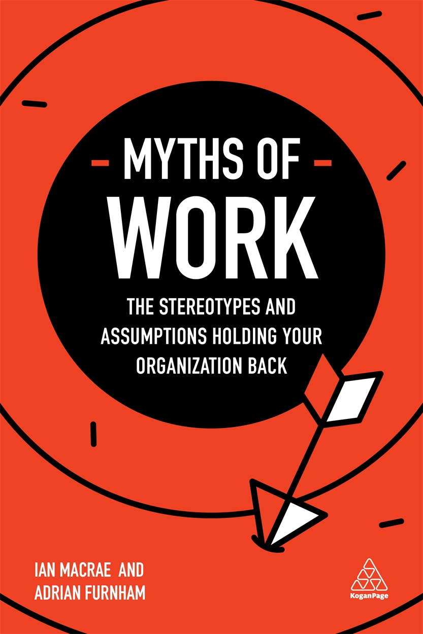 Myths of Work (9780749481285)