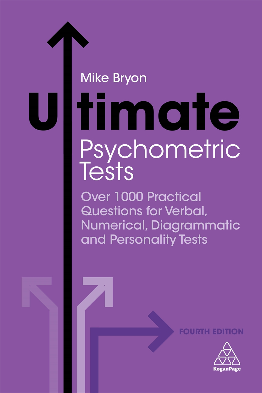 Ultimate Psychometric Tests (9780749481636)