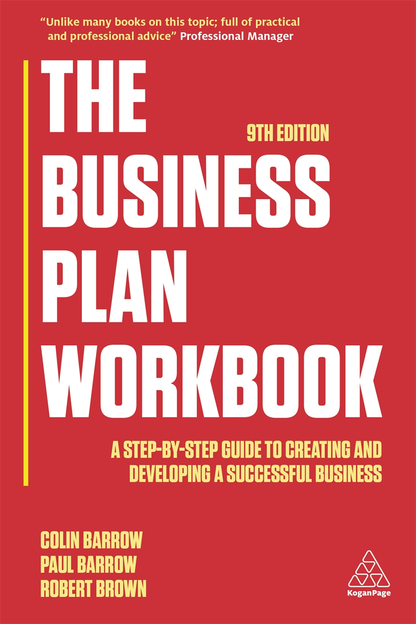 The Business Plan Workbook (9780749481797)