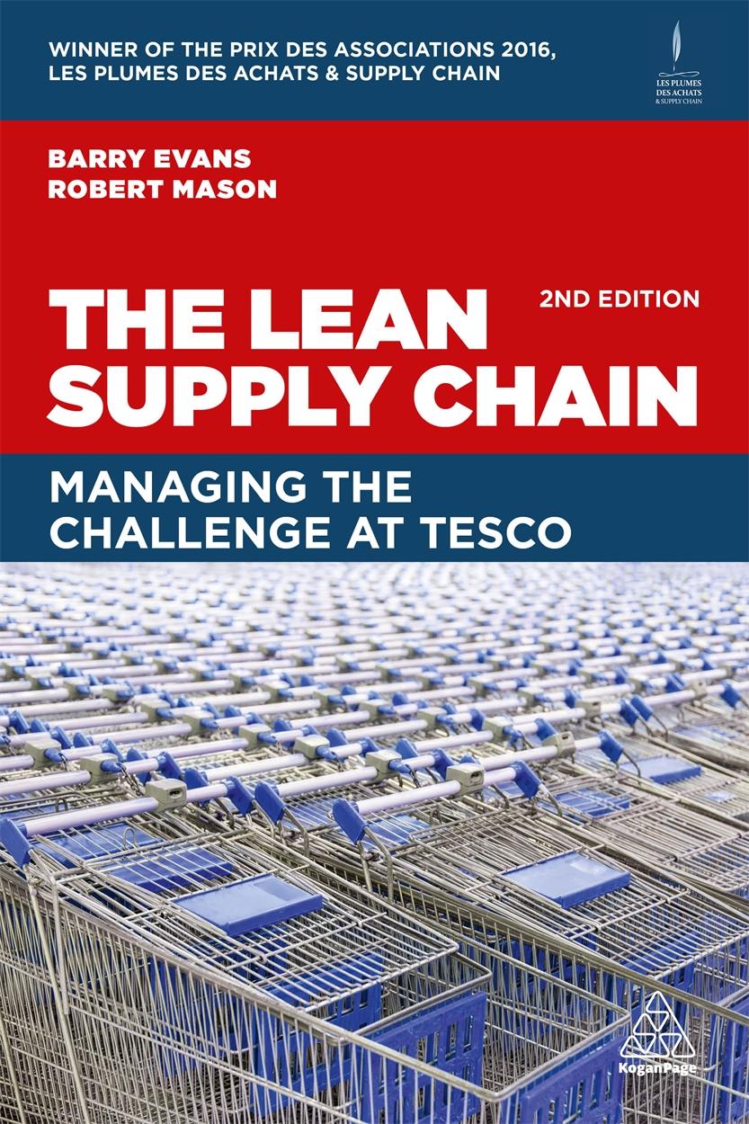 The Lean Supply Chain (9780749482060)