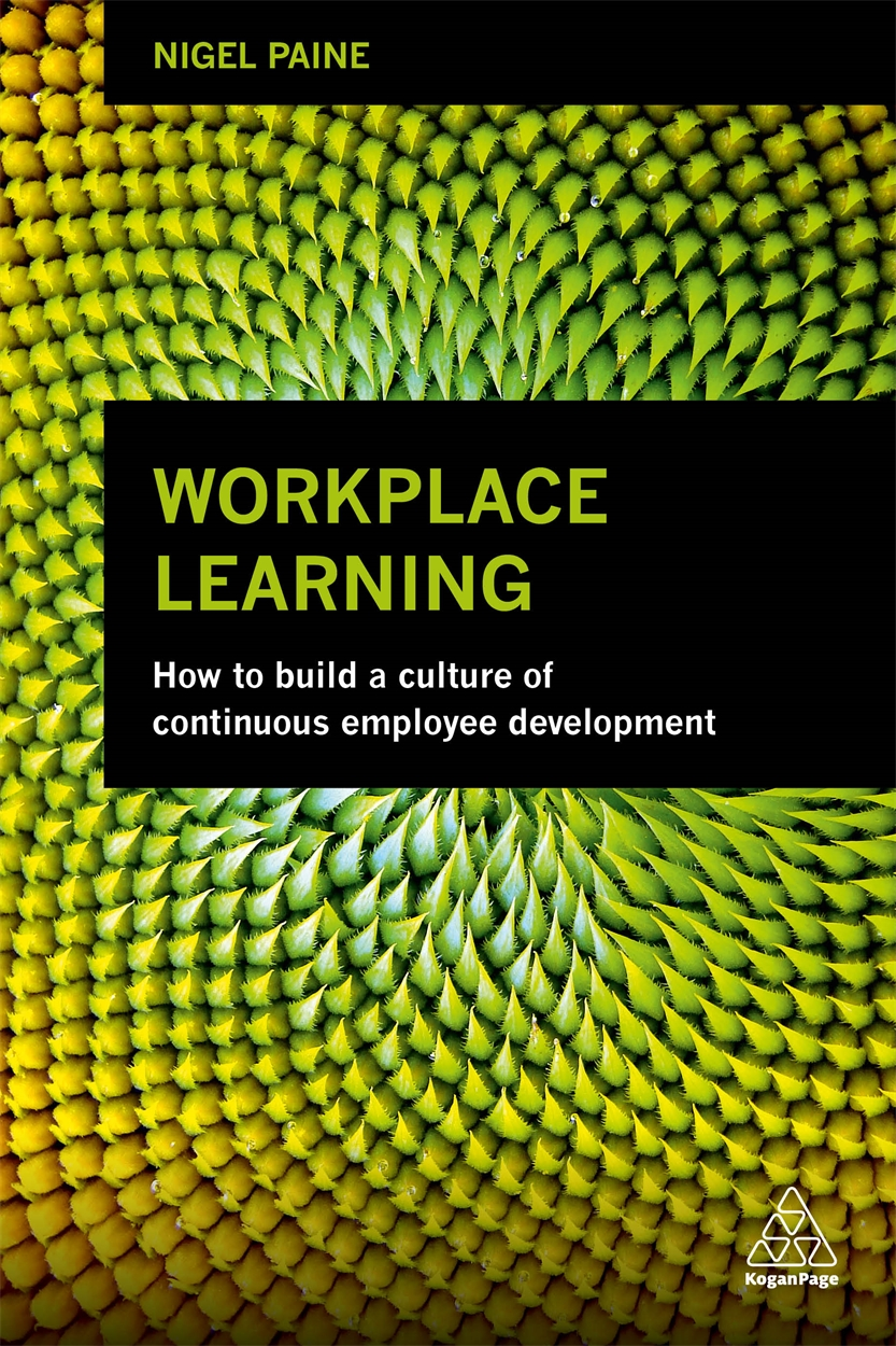 Workplace Learning (9780749482244)