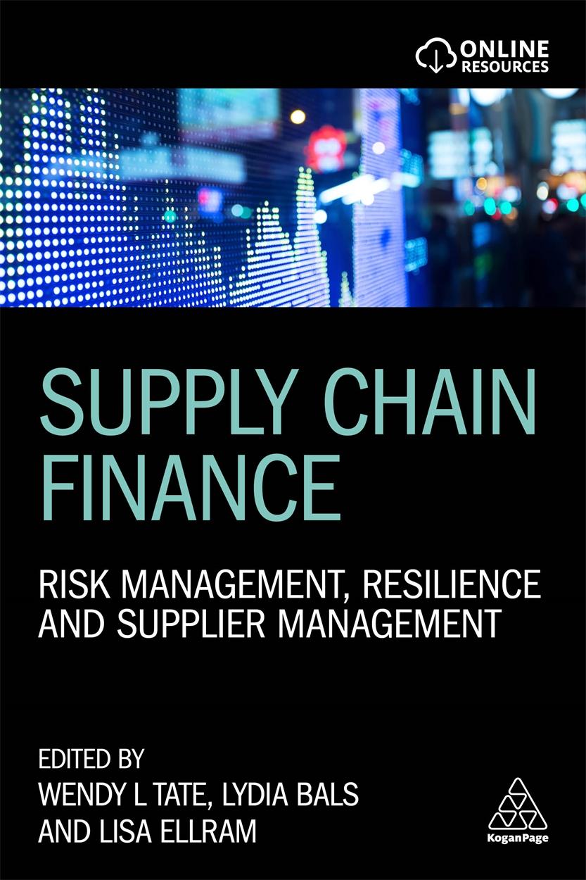 Supply Chain Finance (9780749482404)