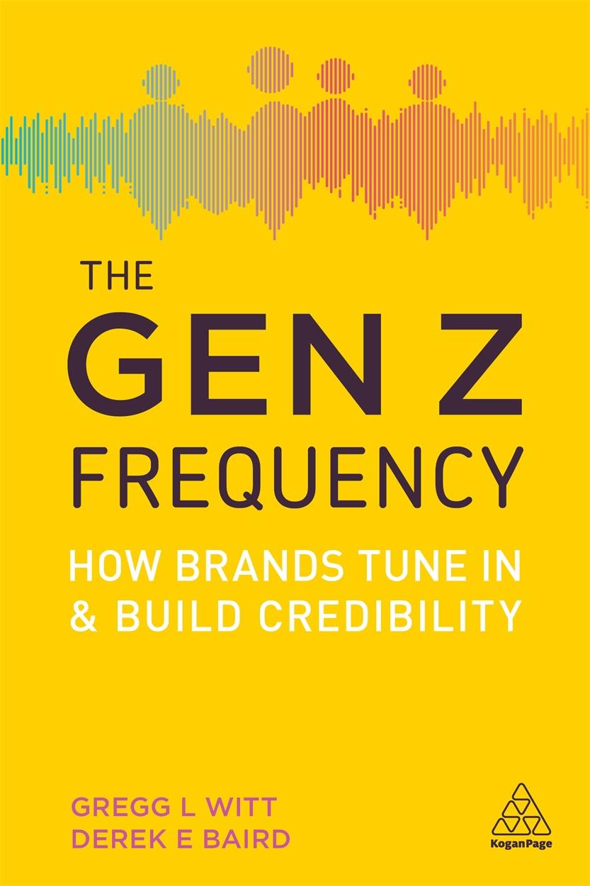 The Gen Z Frequency (9780749482480)