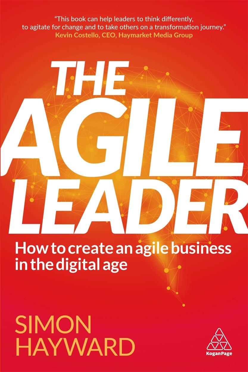 The Agile Leader (9780749482732)