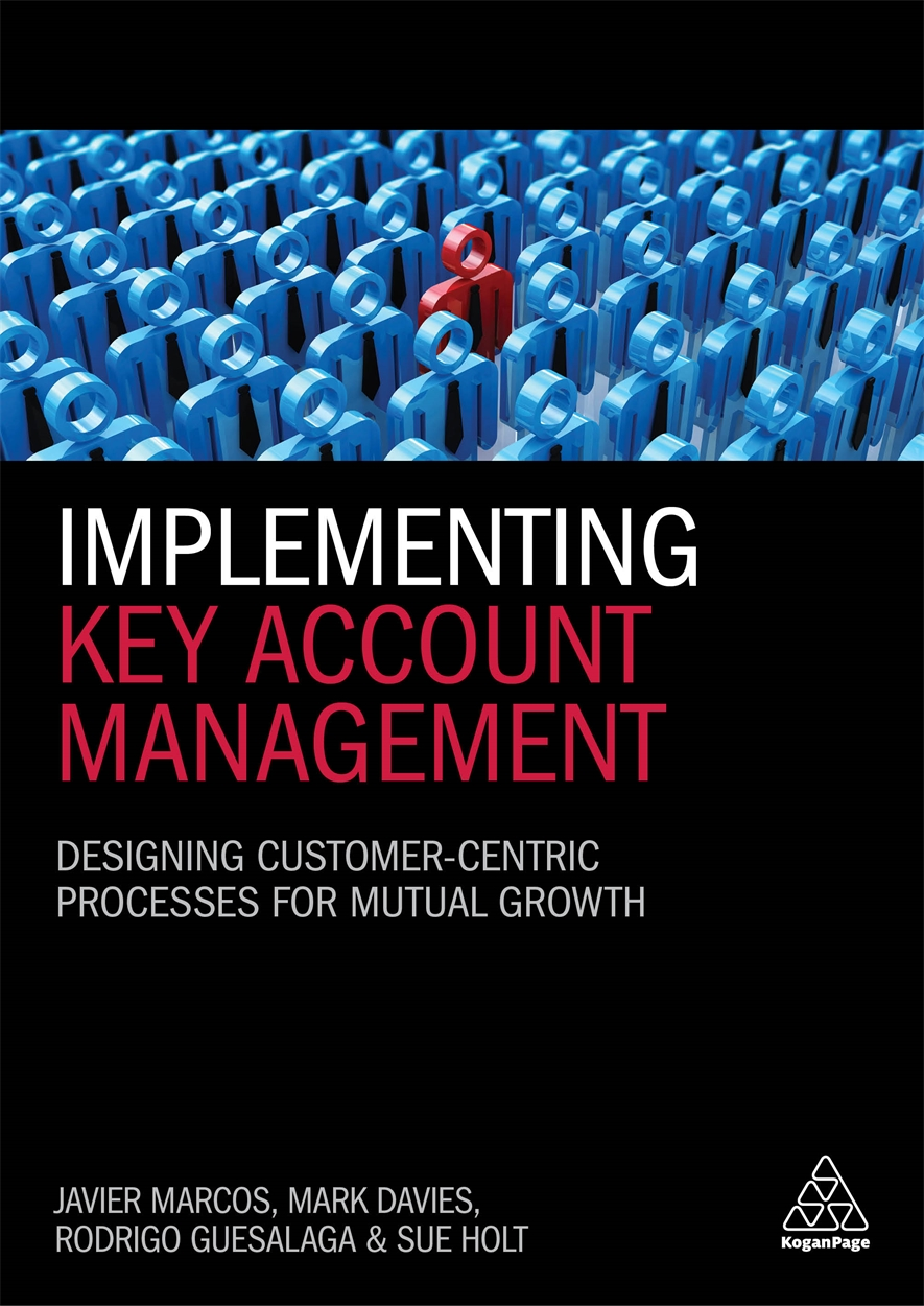 Implementing Key Account Management (9780749482756)