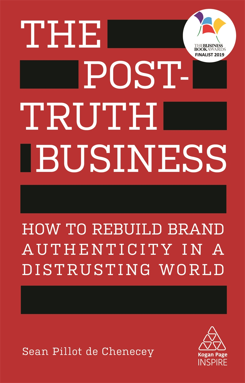 The Post-Truth Business (9780749482817)