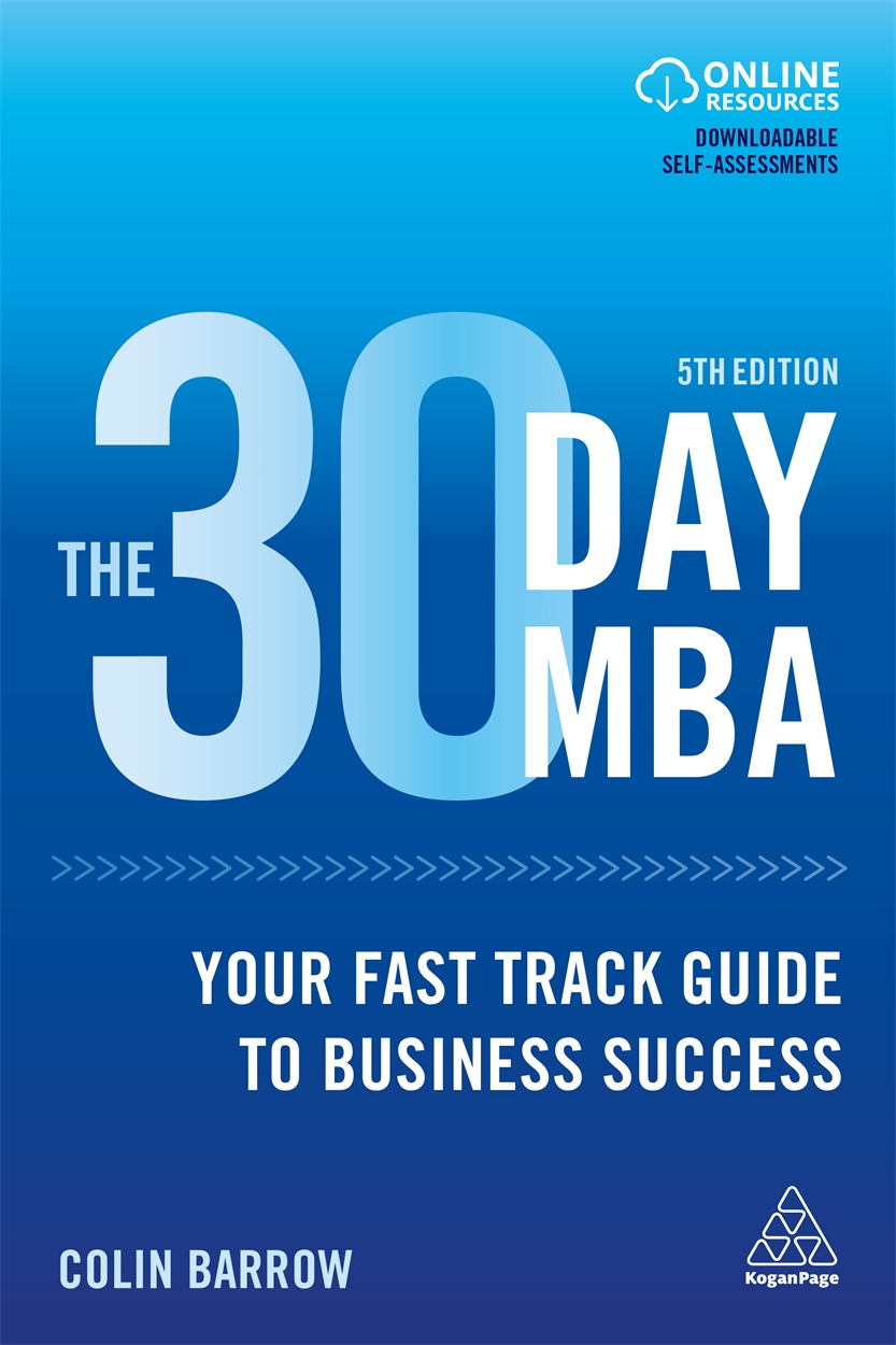The 30 Day MBA (9780749482954)