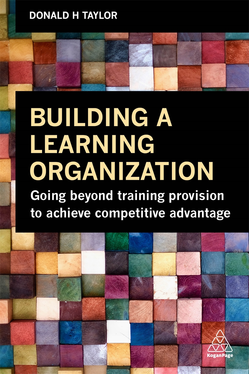 Building a Learning Organization (9780749483197)
