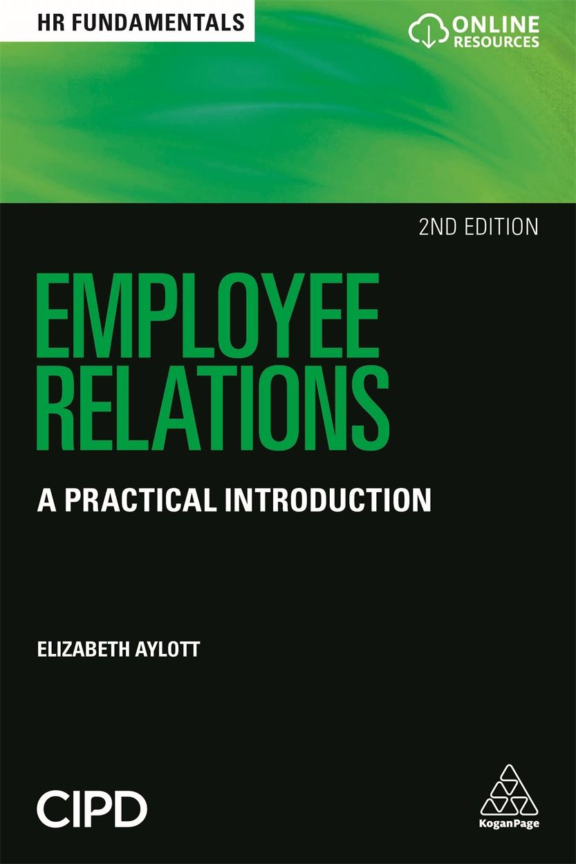 Employee Relations (9780749483210)