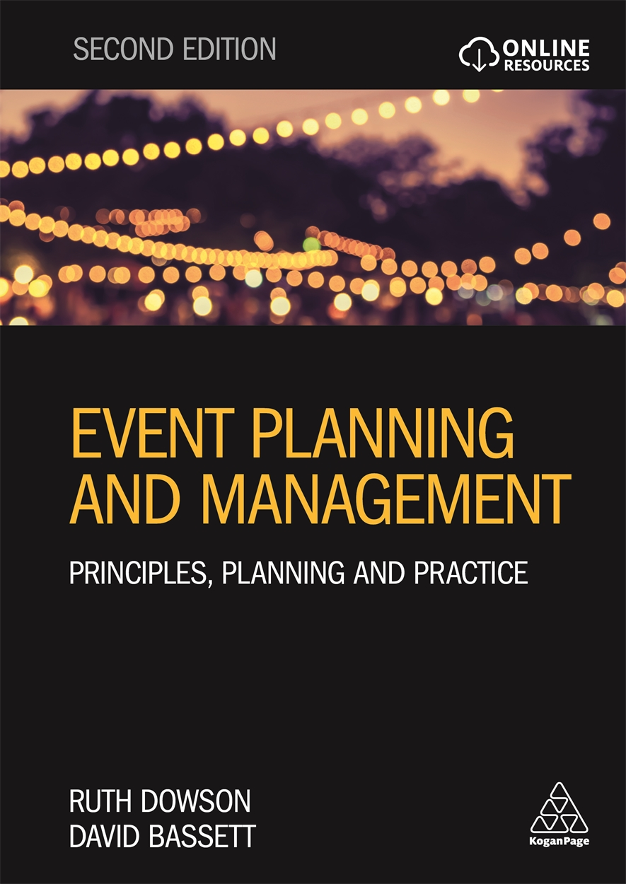 Event Planning and Management (9780749483319)