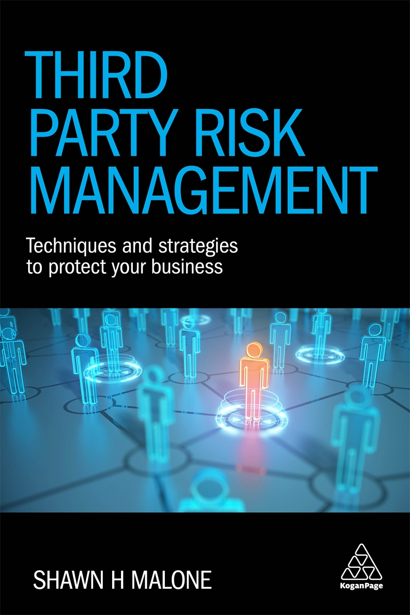 Third Party Risk Management (9780749483531)