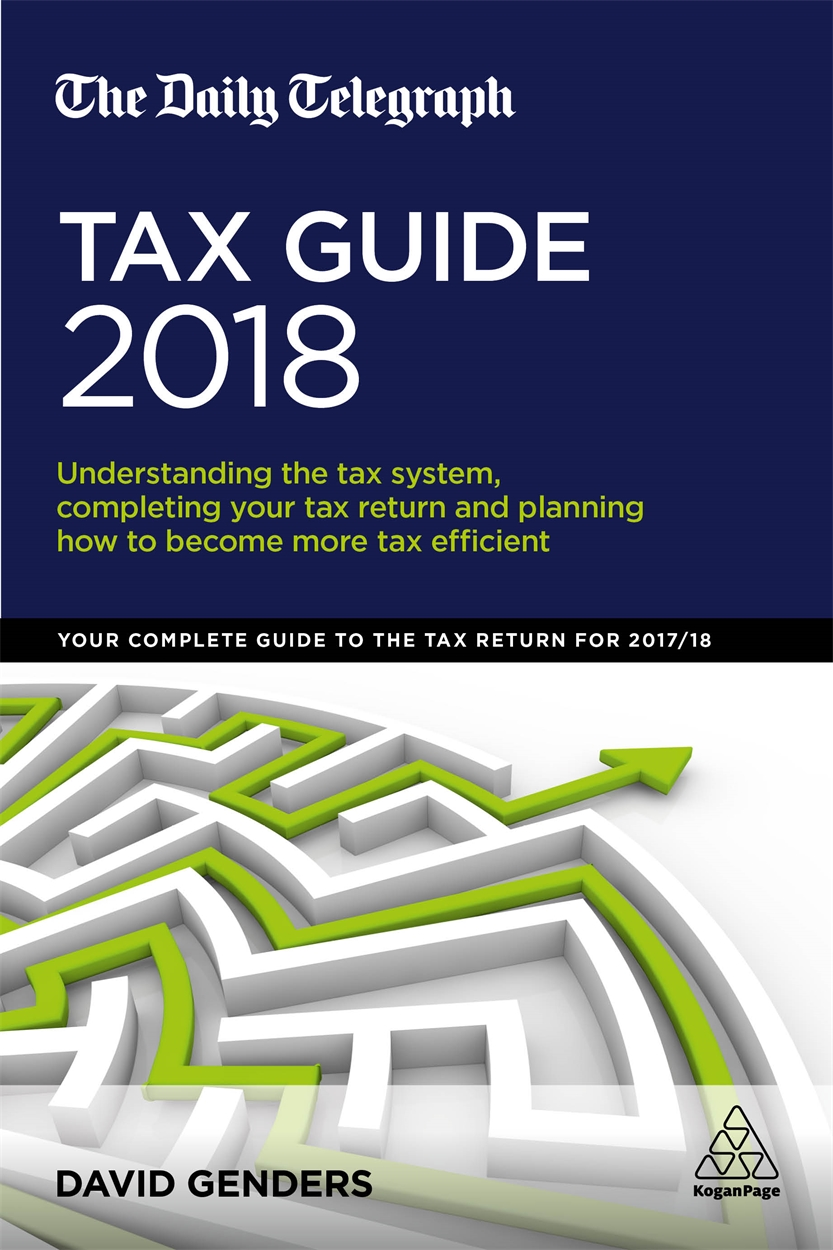 The Daily Telegraph Tax Guide 2018 (9780749483623)