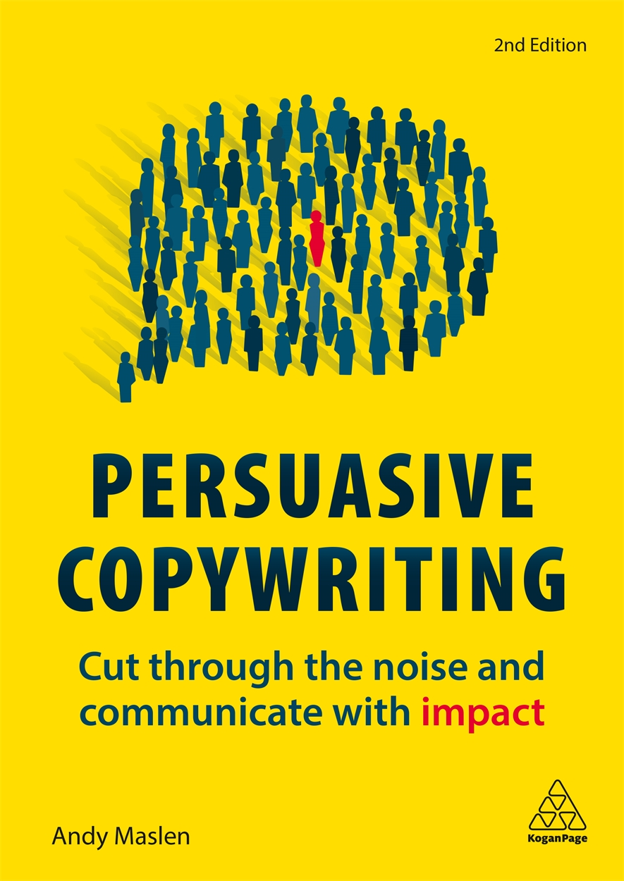 Persuasive Copywriting (9780749483661)
