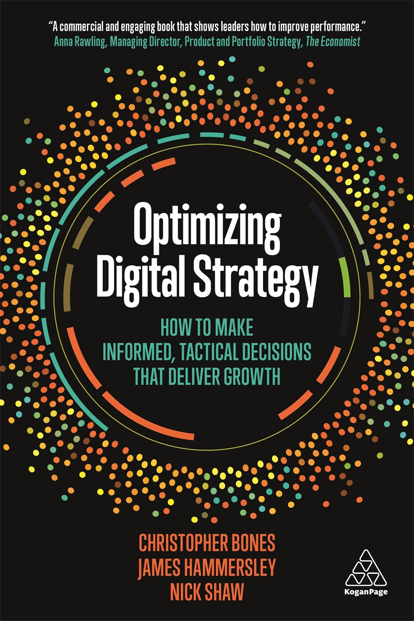 Optimizing Digital Strategy (9780749483722)