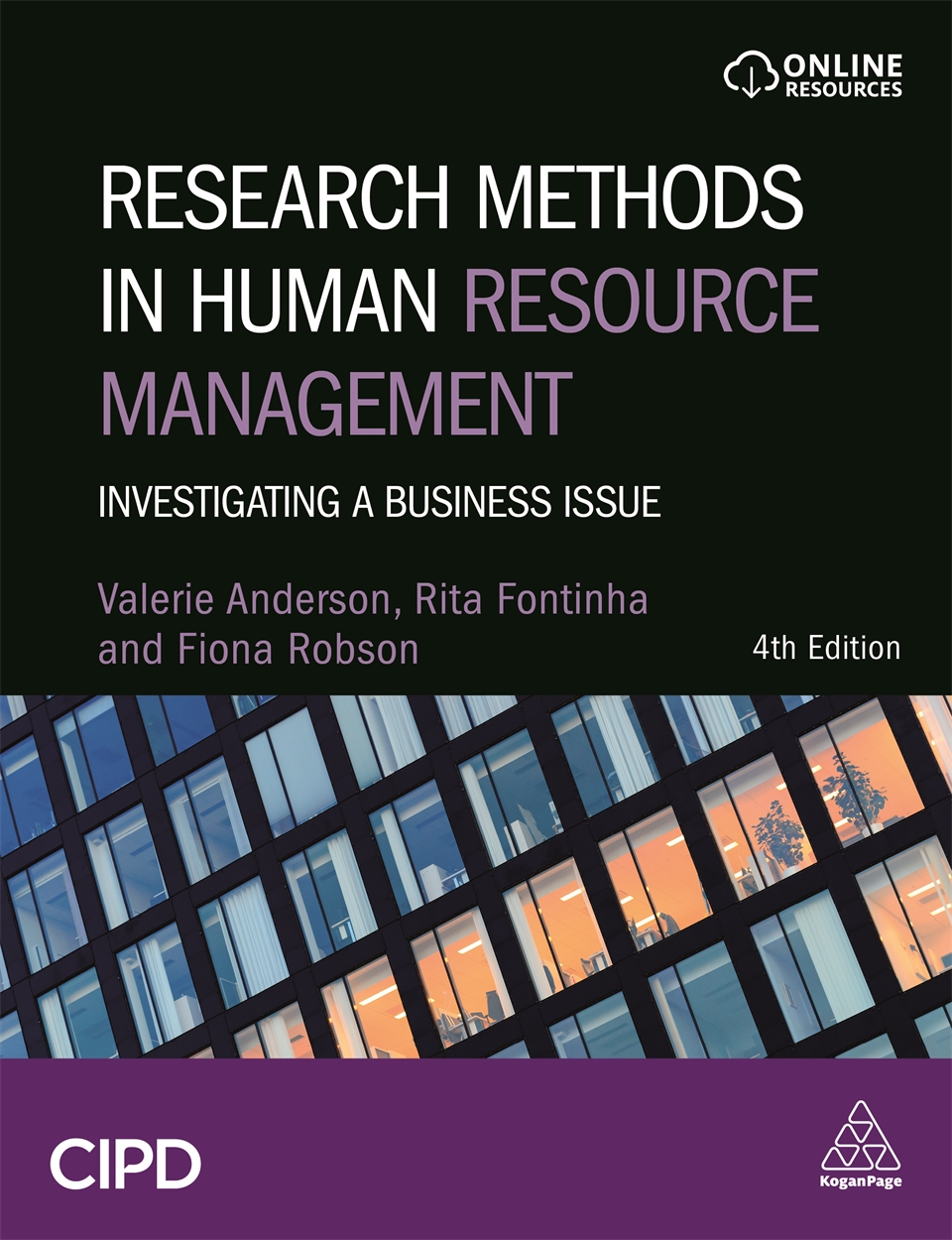Research Methods in Human Resource Management (9780749483876)