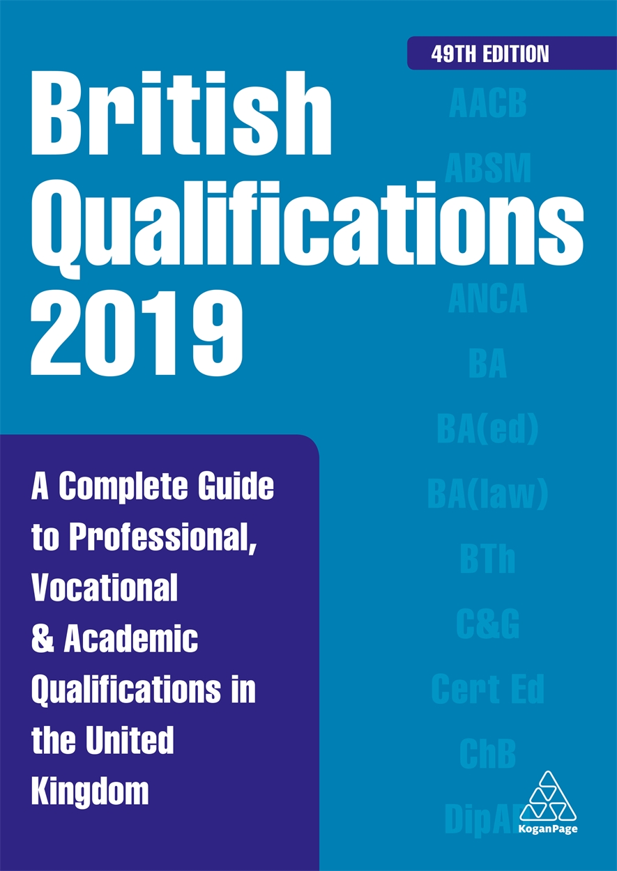 British Qualifications 2019 (9780749483890)