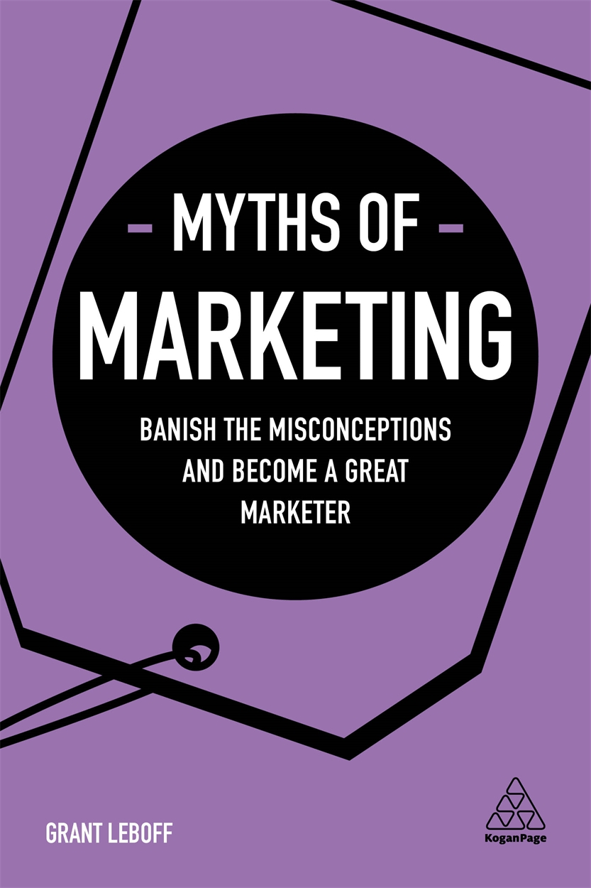 Myths of Marketing (9780749483913)