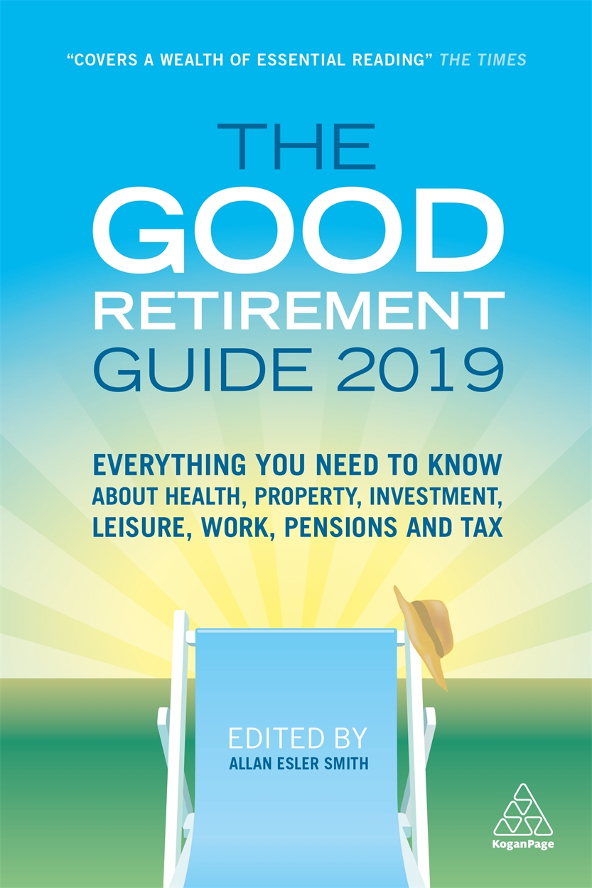 The Good Retirement Guide 2019 (9780749483975)