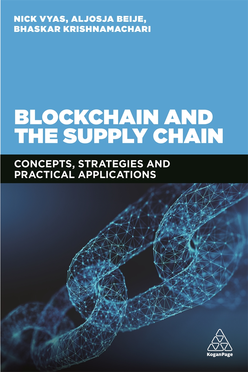 Blockchain and the Supply Chain (9780749484026)