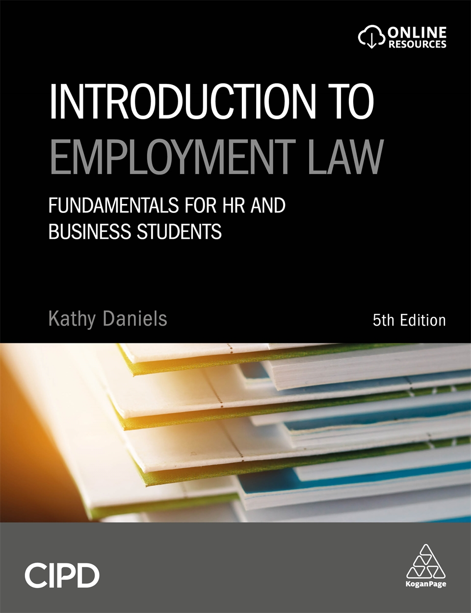 Introduction to Employment Law (9780749484149)