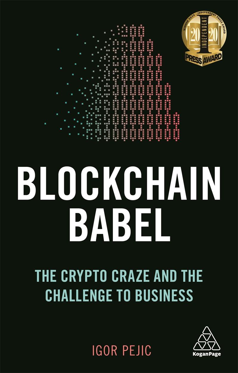 Blockchain Babel (9780749484163)