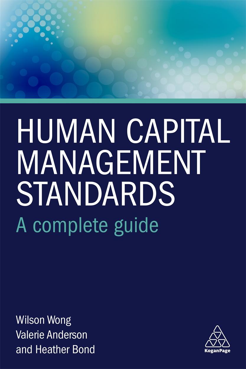 Human Capital Management Standards (9780749484347)