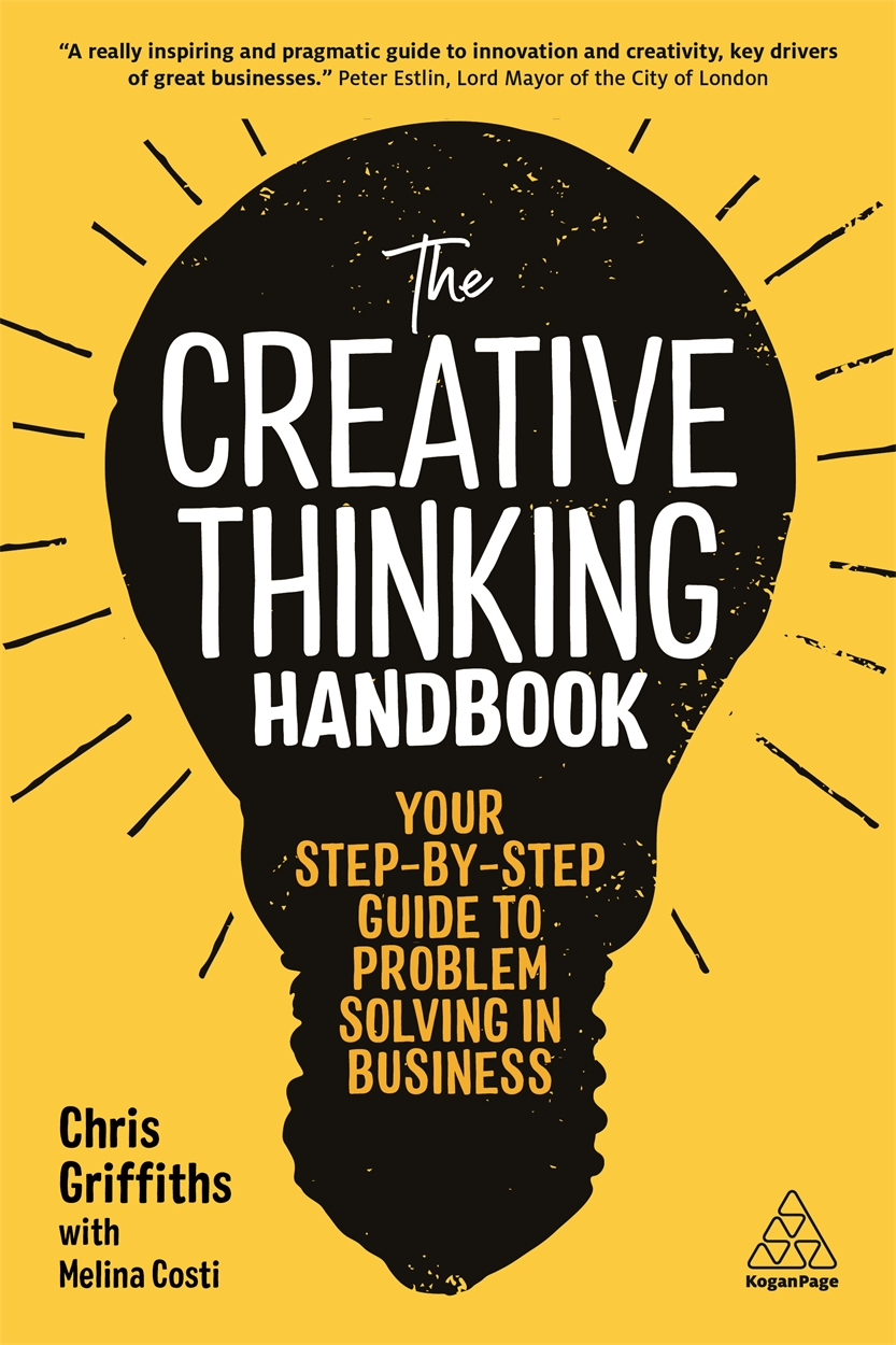 The Creative Thinking Handbook (9780749484668)